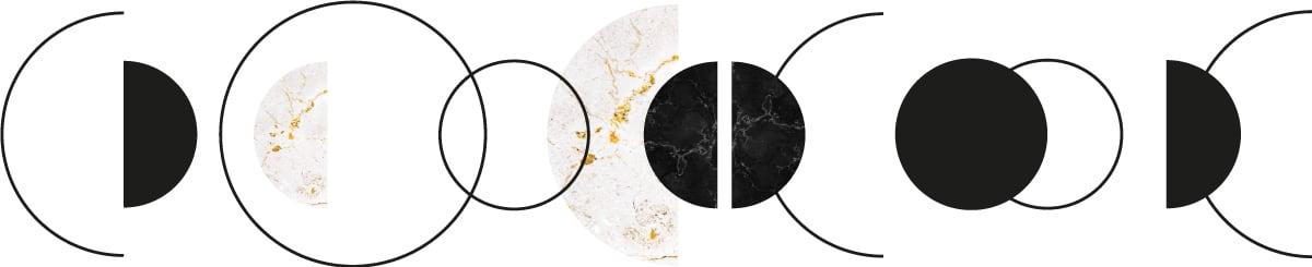 Circle Transition Formes Ligne